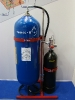 Модуль пожаротушения тонкораспыленной водой МУПТВ АТАКА 4 с раздельным хранением ОТВ и газа-вытеснителя