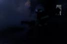 Тушение ручным малорасходным пожарным краном